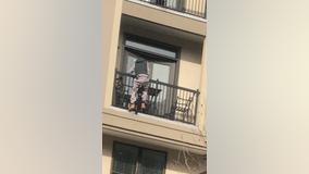 1 arrested, 1 on the run after Alpharetta police spot burglars on balcony