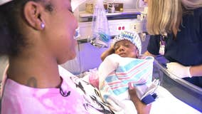 Rare pregnancy complication forces Atlanta baby's delivery at 27 weeks
