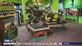 Teenage Mutant Ninja Turtles take over Children's Museum of Atlanta