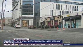 Police searching for suspects in fatal Buckhead stabbing