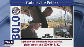 Police searching for Gainesville porch pirate