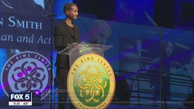 Jaden Smith honored at King Center's Salute to Greatness Gala