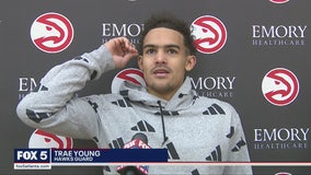Trae Young named NBA All-Star Game starter