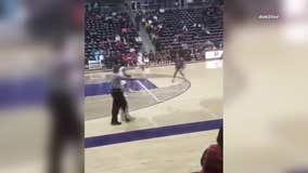 15-year-old arrested for shooting at Dallas ISD high school basketball game