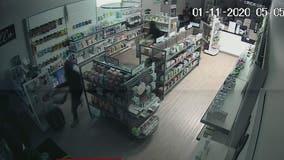 Police: Burglars slip out of Alpharetta pharmacy with stolen drugs before alarm sounds