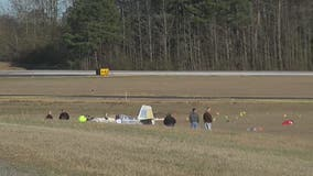 Father, daughter killed in Alabama plane crash