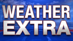 Weather Extra- Strong to severe storms Saturday evening
