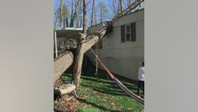 Homeowners, still reeling from storm damage, brace for more rain this week