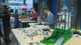 Behind the scenes of new FOX show 'Lego Masters'