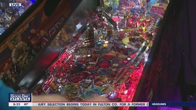 Kennesaw arcade powers up the pinball classics
