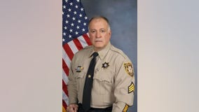 Auto parts clerk killed by robbery suspect identified as retired deputy