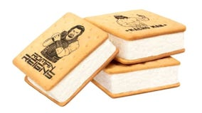 WWE Superstars Cookie Sandwich is 'a modern twist' on a classic ice cream favorite