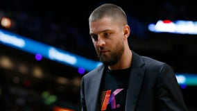 Chandler Parsons suffers potential career-ending injuries from car crash