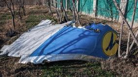 Iran says it 'unintentionally' shot down Ukrainian jetliner
