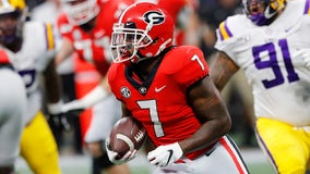 Georgia's D'Andre Swift to enter NFL Draft