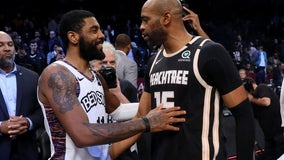 Kyrie Irving returns to help Nets beat Hawks