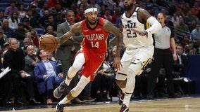 Pelicans stop Jazz's 10-game win streak
