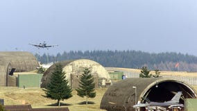 US Air Force investigating death of 2 airmen at Spangdahlem Air Base in Germany