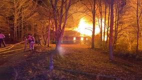 Paulding County man killed in New Year's Eve house fire