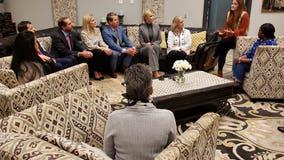 Ivanka Trump visits Atlanta to discuss human trafficking
