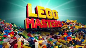 Love LEGOs? Take a behind-the-scenes tour of the 'LEGO Masters' set