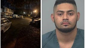 Georgia man accused of hitting officer, investigator with van