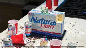 Natural Light giving out free beer to anyone turning 21 in 2020