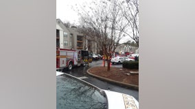 Officials: Fire damages several Gwinnett County apartment units