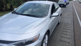 Florida troopers find carjacking suspect sleeping in stolen vehicle