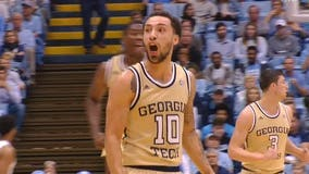 Alvarado, Yellow Jackets jump to early lead to top UNC 96-83