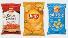 Lay's launches 3 new flavors