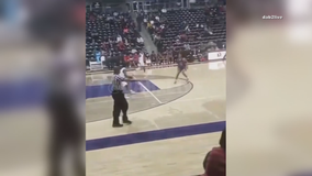 Dallas ISD prohibiting bags in stadiums after 18-year-old is shot during basketball game