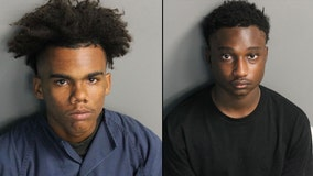 Teens arrested for beating elderly woman, robbing her at gunpoint, Orlando police say