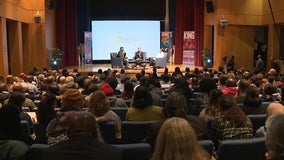 Groups discuss 'bridging the racial divide' at MLK Day event