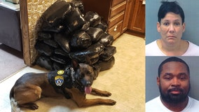 2 people arrested in largest meth bust in Arizona DPS history
