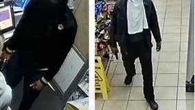 Police searching for men who robbed Forest Park gas station