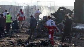Ukrainian airplane crashes near Iran's capital, killing all 176 on board