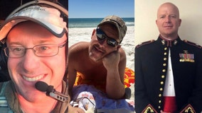 3 US firefighters who died in Australia crash identified