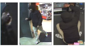 Police search for slippery store thief in Gwinnett County