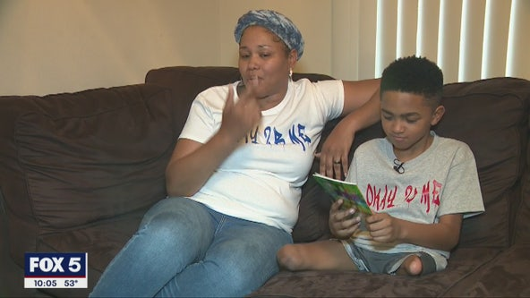 Rockdale County mother says special needs son is being bullied