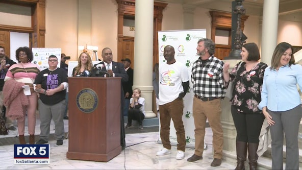 11th annual Addiction Recovery Day at the State Capitol