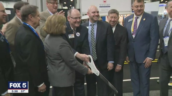 Georgia World Congress Center cuts ribbon on new expansion