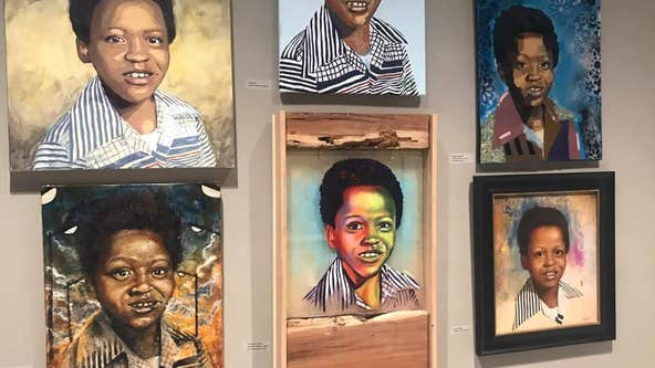 Exhibit at City Hall to honor children of the 'Atlanta Child Murders'
