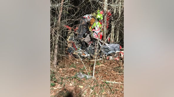 Officials: 2 dead after single engine plane crashed in Coweta County