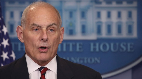 John Kelly, former White House chief of staff, says 'I believe Bolton'
