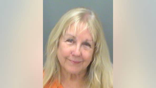 Florida woman texted 911 asking for advice on how to file for divorce, police say