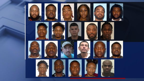 "FBI, Athens-Clarke Police announce arrests in ""Operation Benchwarmers"""