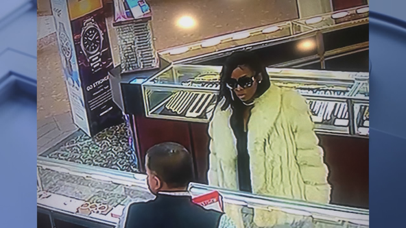 Police: Disguised woman runs off with expensive watch in DeKalb mall