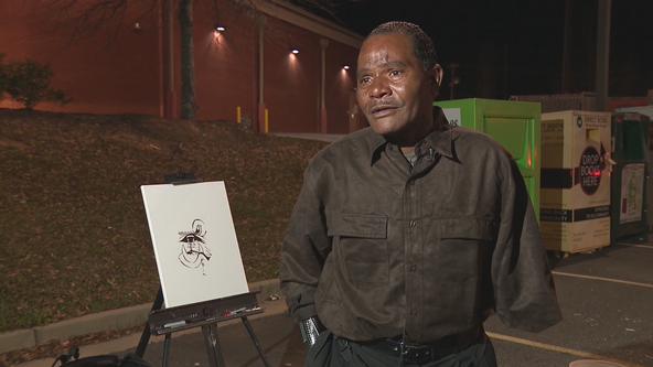 Over $15,000 raised for Athens artist targeted by thieves