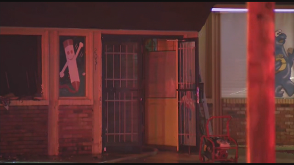 Crews investigating fire at SW Atlanta daycare